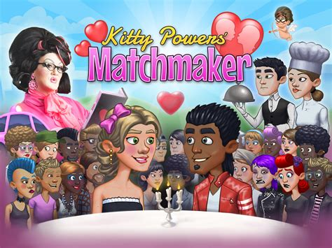 Play Kitty Powers Matchmaker Game Online Kitty Powers