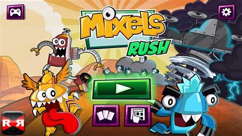Play Mixels games Cartoon Network Free Online Games
