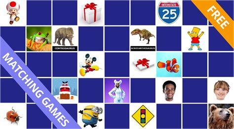 Play Pairs Game Here A Memory Game on FOG COM