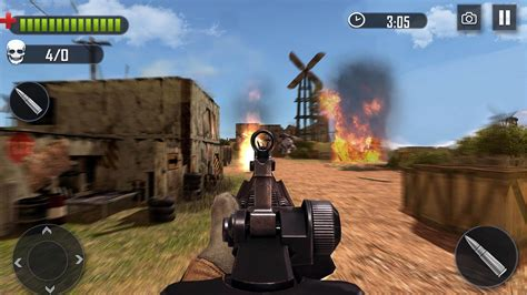 Play Shooting Games