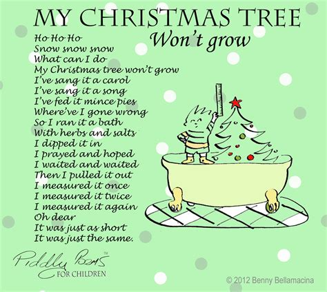 Poems for Kids Short funny poems Christmas poems and more