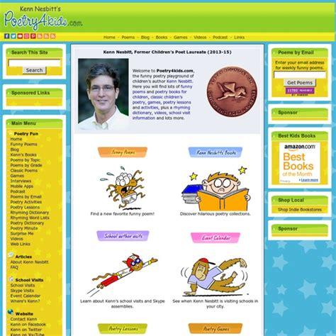 Poetry Dictionary for Kids Kenn Nesbitt s Poetry4kids