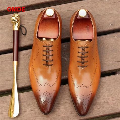 Pointed toe dress shoes for men Men s Shoes Compare