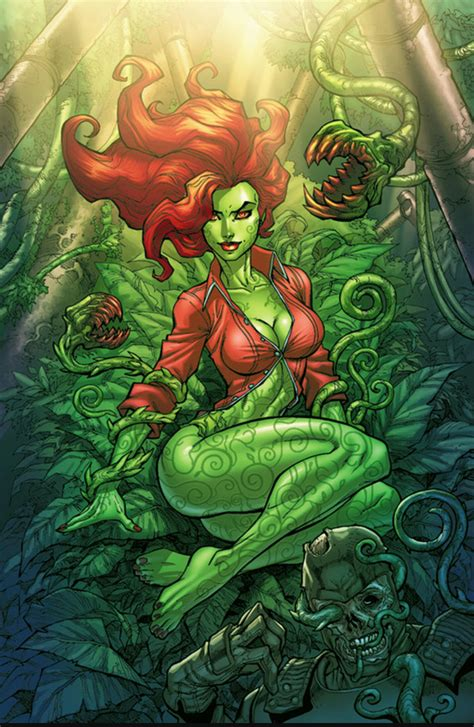 Poison Ivy Villains Wiki FANDOM powered by Wikia