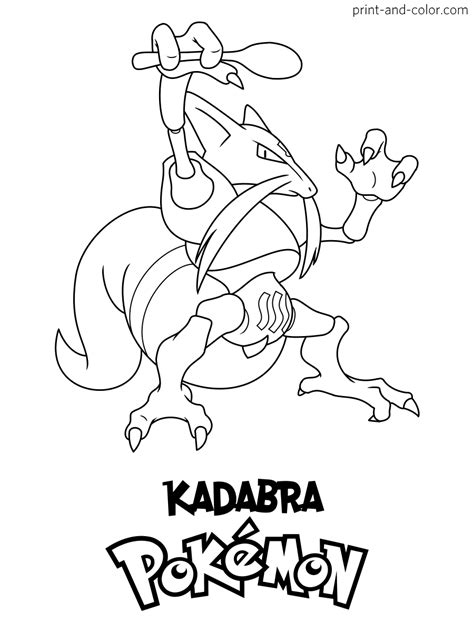 Pok mon Coloring Pages colouring page