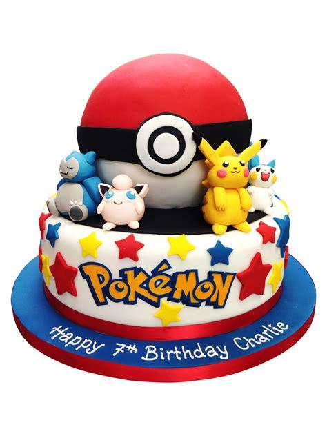 Pokemon Birthday Cakes Ideas Best Birthday Cakes