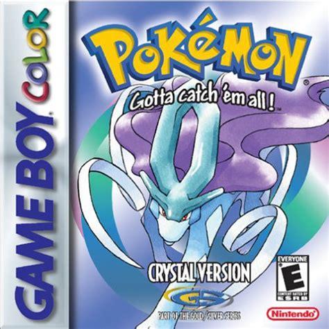 Pokemon Crystal Version FAQ Walkthrough for Game Boy Color