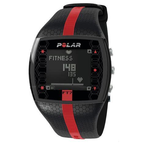 Polar FT7 Men s Heart Rate Monitor Black Red Heart Rate