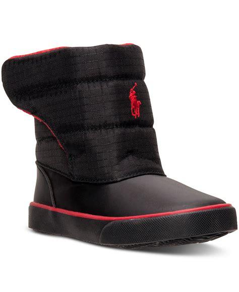Polo Ralph Lauren Shoes Boots Finish Line
