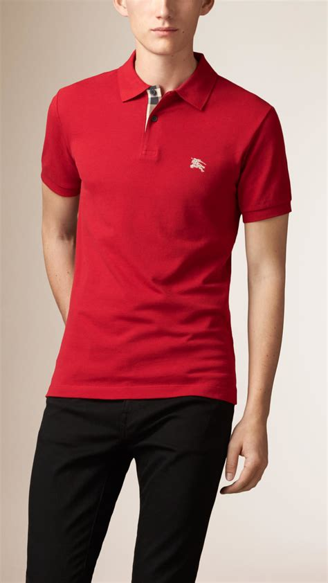Polo Shirts T Shirts for Men Burberry
