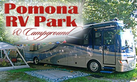 Pomona RV Park Campground Family Camping Near Atlantic