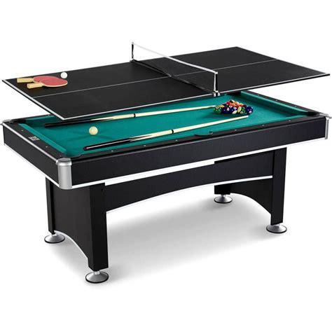 Pool Billiards Snooker Ping Pong Table Tennis