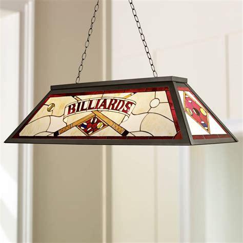 Pool Table Lights Lamps Plus