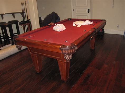 Pool Table Movers and Repair DK Billiards Pool Table