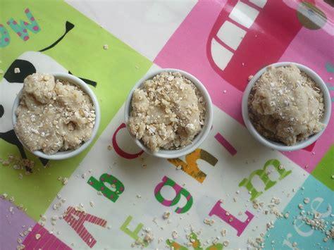 Porridge Oats Playdough The Imagination Tree