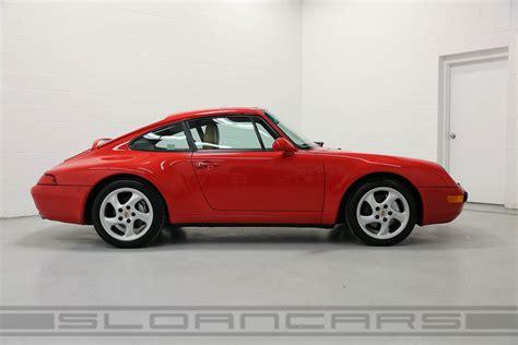 Porsche 993 Overview Sloan Cars