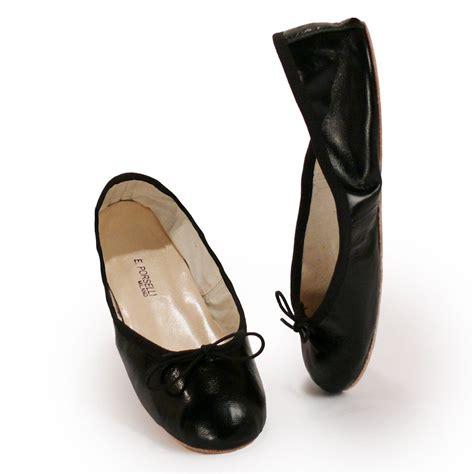 Porselli Street Ballet Shoes PieroTucci Leather