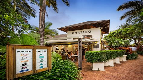 Port Douglas Restaurants Zinc Restaurant Lounge Bar