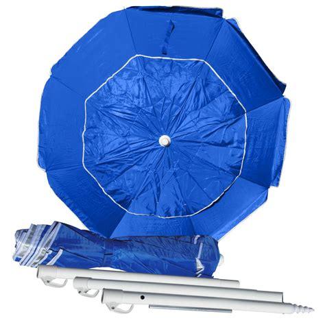 PortaBrella Portable Folding Travel Beach Umbrella The