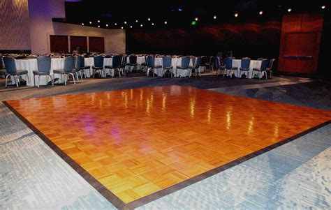 Portable Dance Floor and Event Flooring Styles