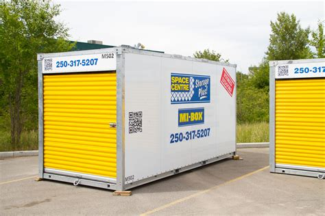 Portable Storage Units Mobile Moving Containers