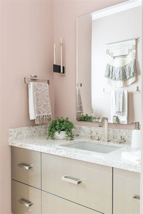 Powder Room Pictures From HGTV Smart Home 2017