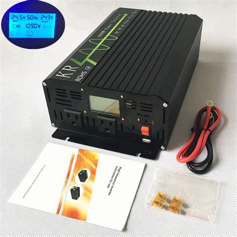 Power Inverter 12v 24v Home Inverters Car Inverters