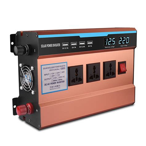 Power Inverters DC To AC Inverters Solar Panels AIMS