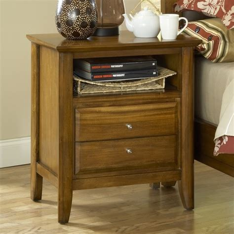 Power Outlet Nightstands Bedside Tables Overstock