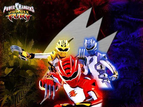 Power Rangers Jungle Fury Dan Dare