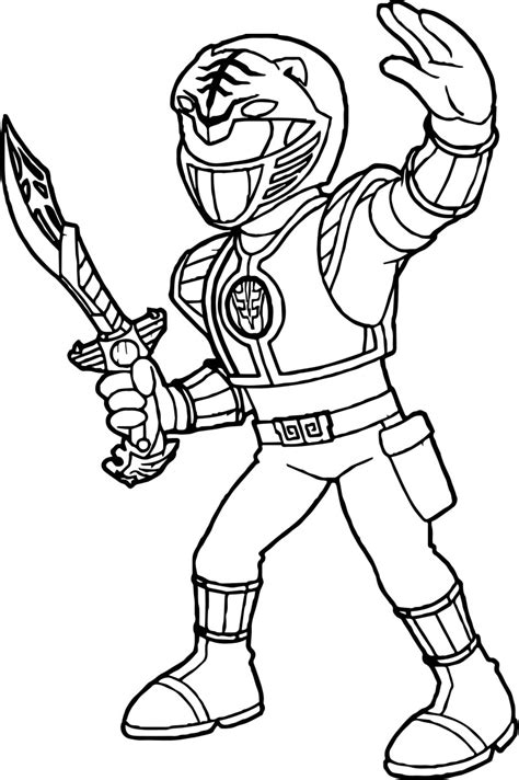 Power Rangers coloring pages Coloring pages for kids