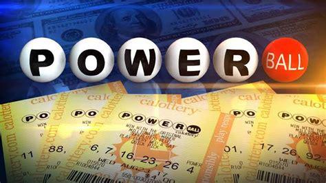 Powerball s California Lottery