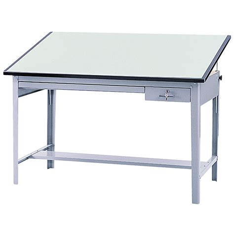 Precision Drafting Table Base Safco Products