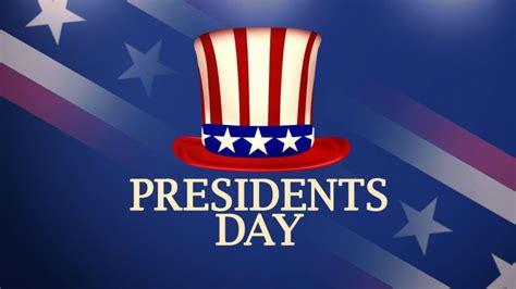 Presidents Day Holidays HISTORY