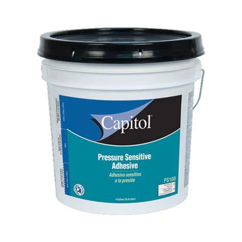 Pressure Sensitive Adhesive PS100 Capitol Adhesives