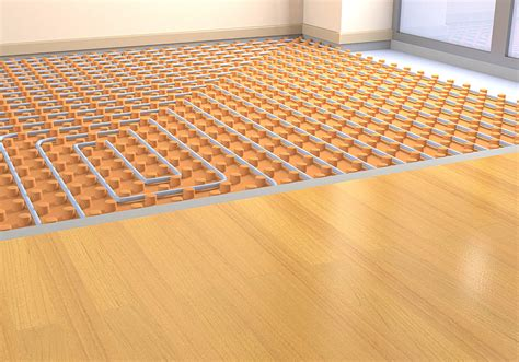 Price for Underfloor heating under carpet heating and