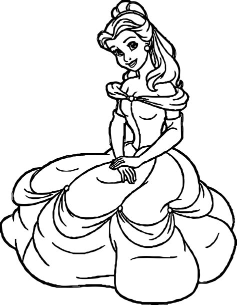Princess Coloring pages Free Online Games Videos for