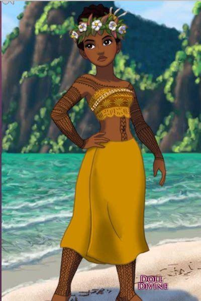 Princess Moana s Ship Disney Dress Up Doll Divine