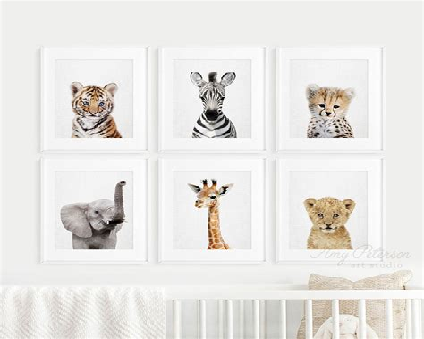Printable Art Prints Home Decor Nursery by Etsy