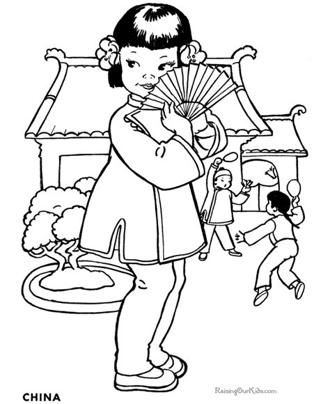 Printable Coloring Pages Raising Our Kids