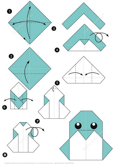 Printable Origami Instructions Origami Fun