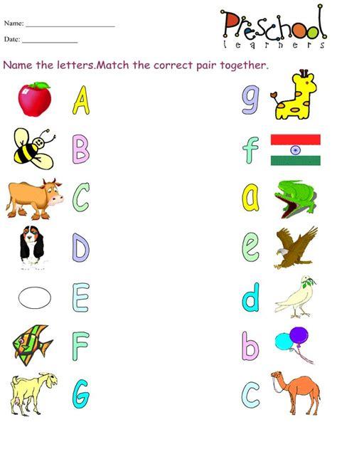 Printable Worksheets Learning Games For Kids