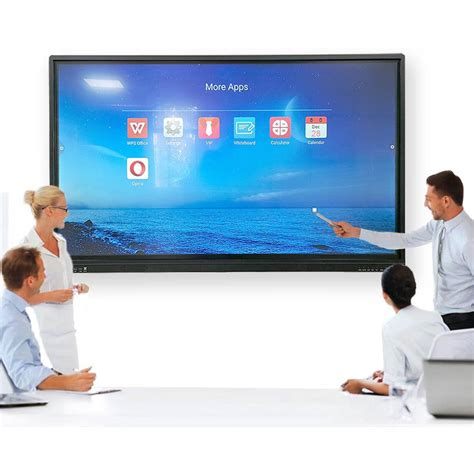 Projector, Monitor, Interactive Flat Panel, Digital