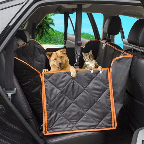 Protect your vehicle s seats and carpet from pets with