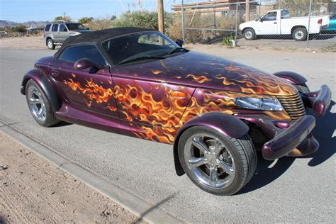 ProwlerOnline Com Plymouth Chrysler Prowler Owners Registry