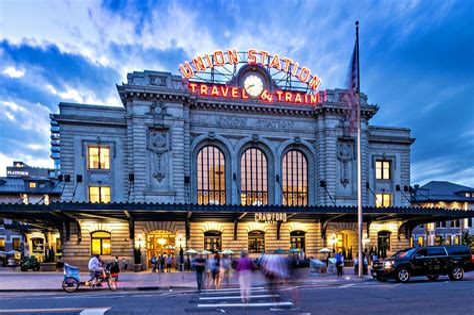 Public Events Denver Union Station