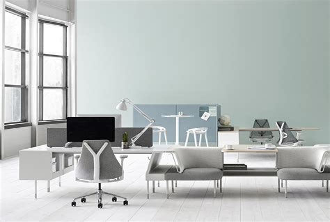 Public Office Landscape Office Furniture System Herman