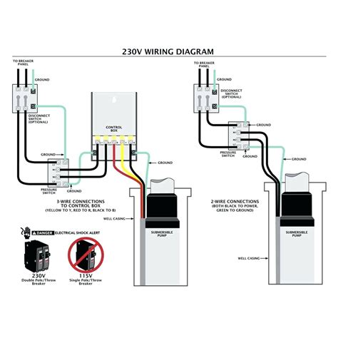 Pump Wiring Diagram