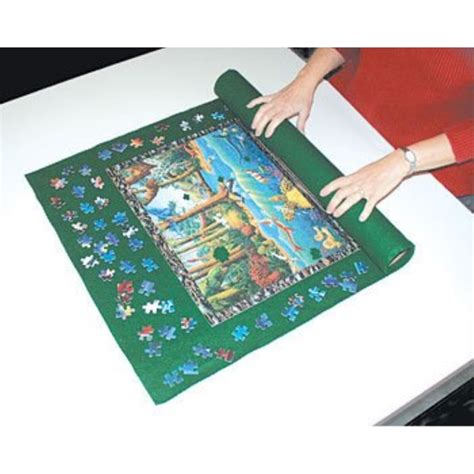 Puzzle Roll Up Jigsaw Puzzle Mat Walmart