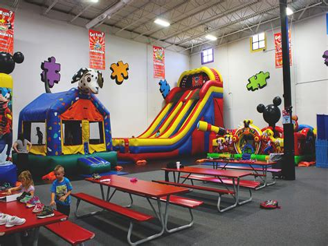 Puzzle s Fun Dome Louisville KY Children s birthday